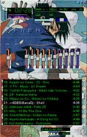 Naruto Winamp Skin